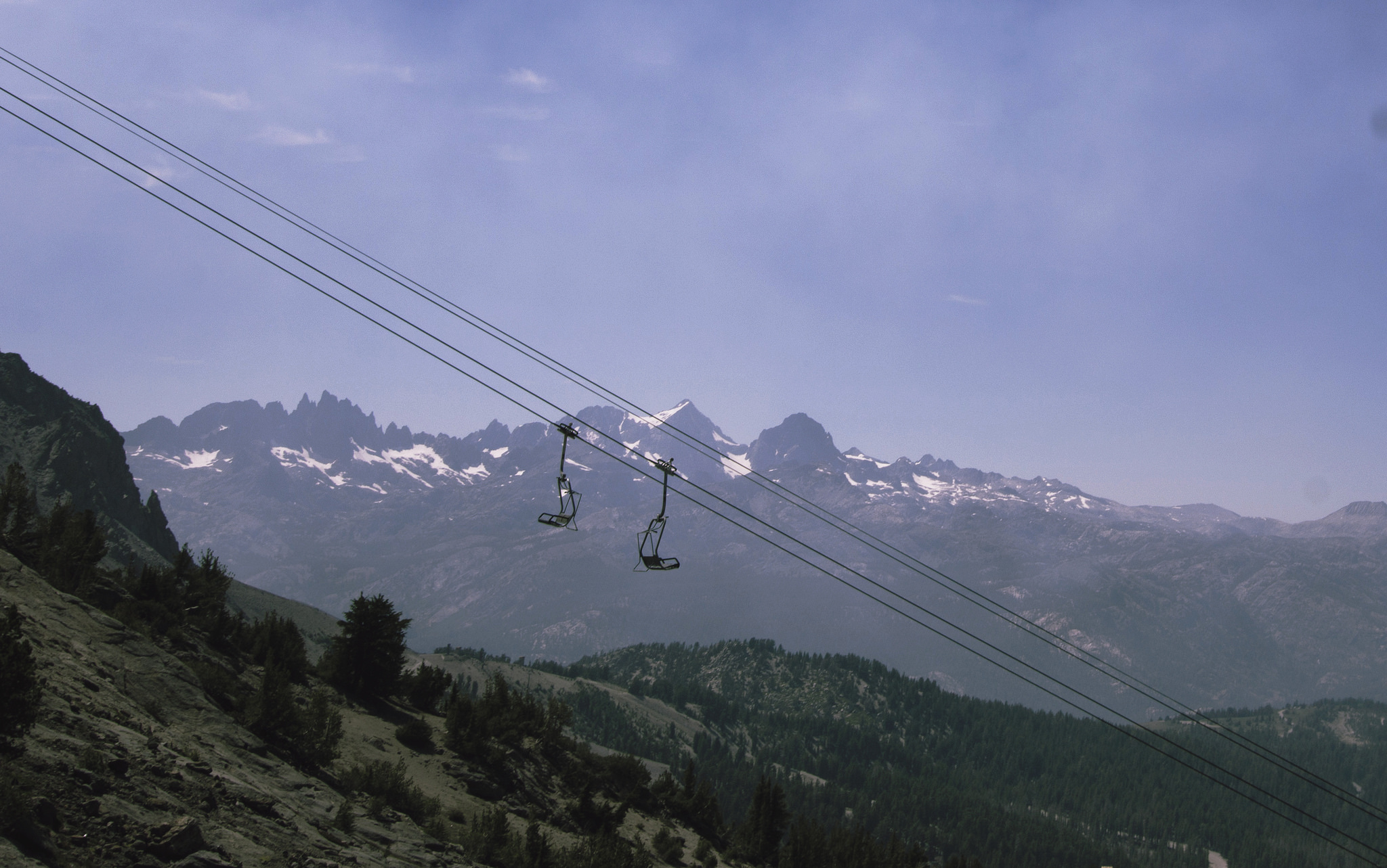 Mammoth Mountain Gondola