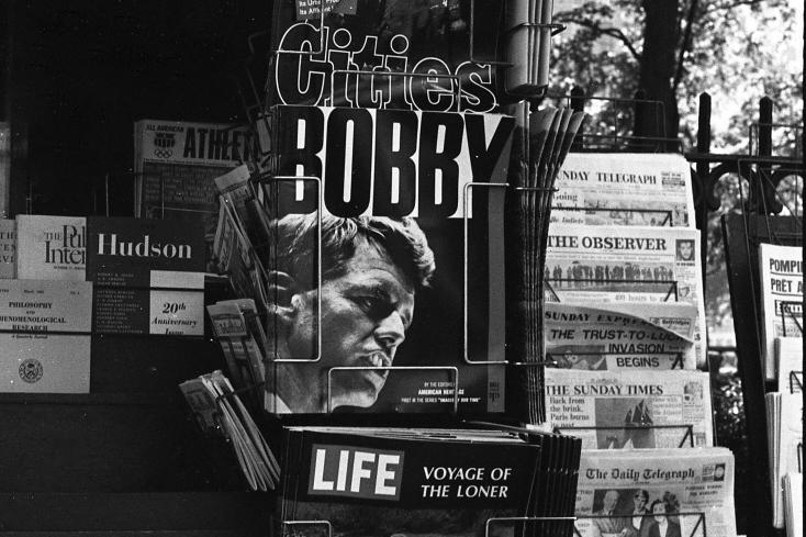 Bobby Kennedy Assassination, June 1968