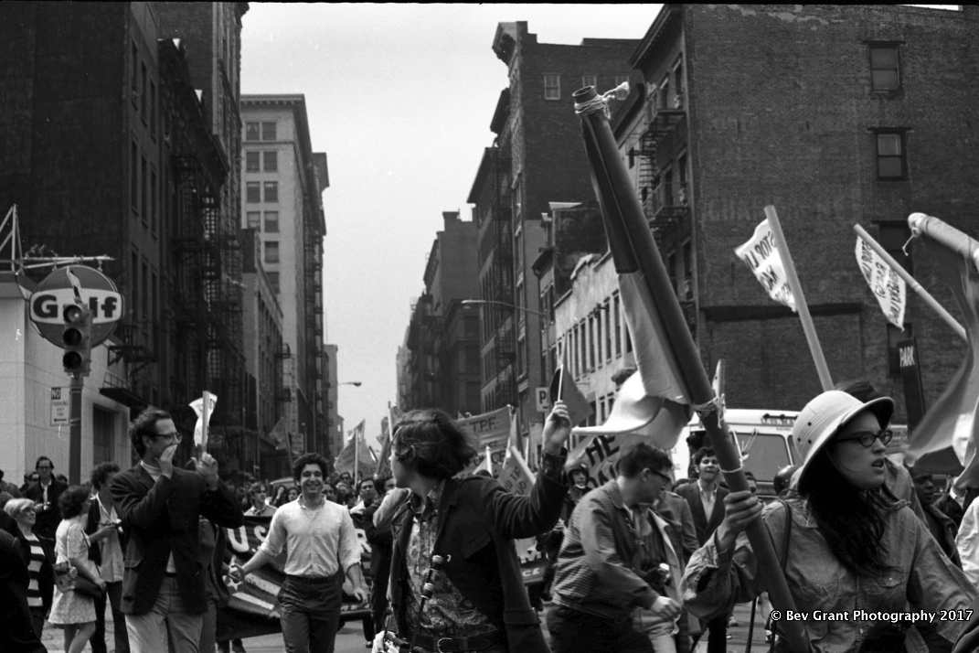 Anti-Imperialist March, May 18, 1968