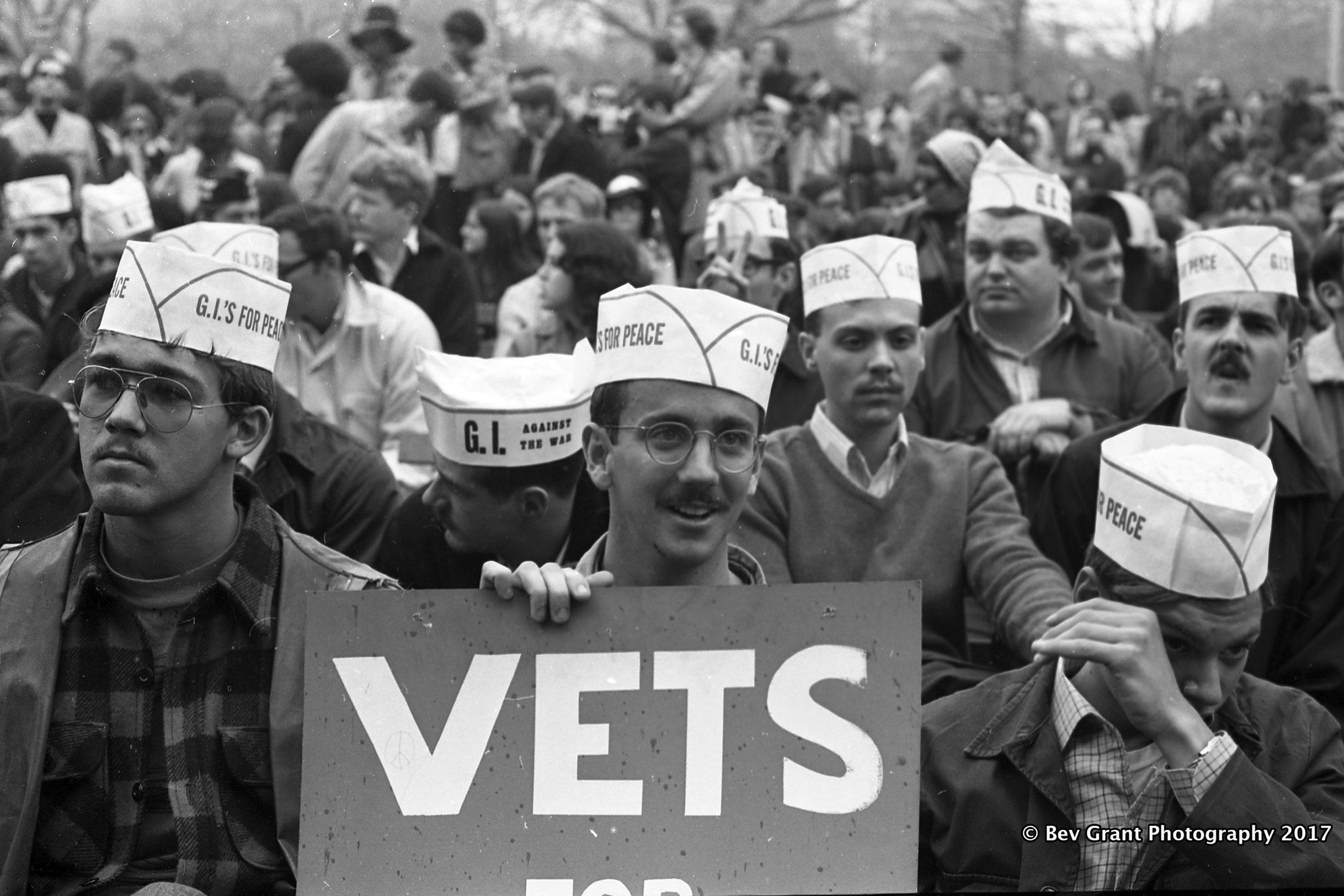 Vietnam Veterans Agains the War