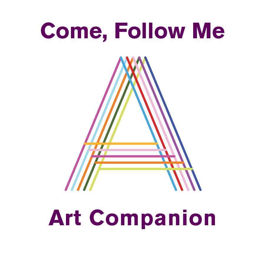 Come, Follow Me Art Companion logo.jpg