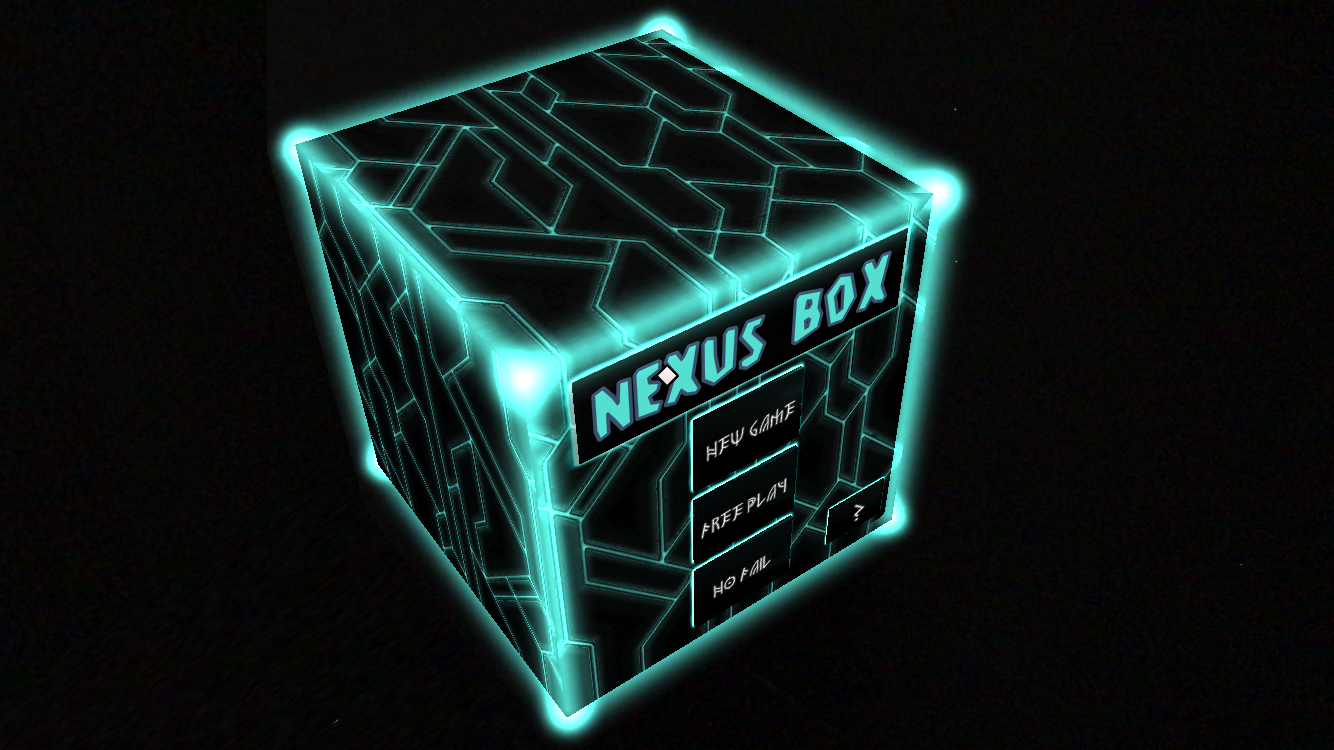 Nexus Box main menu screenshot