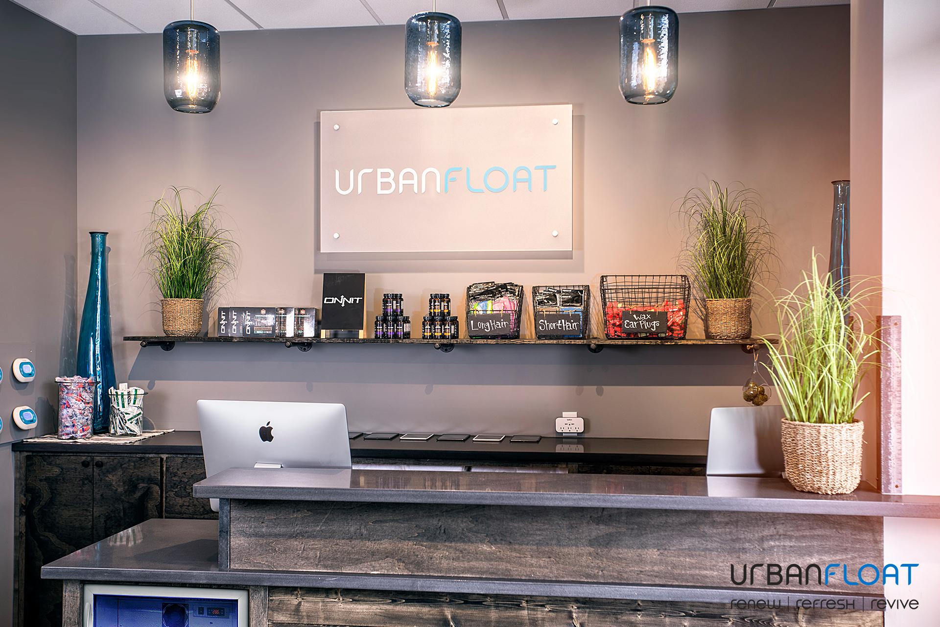 Urban Float Interior