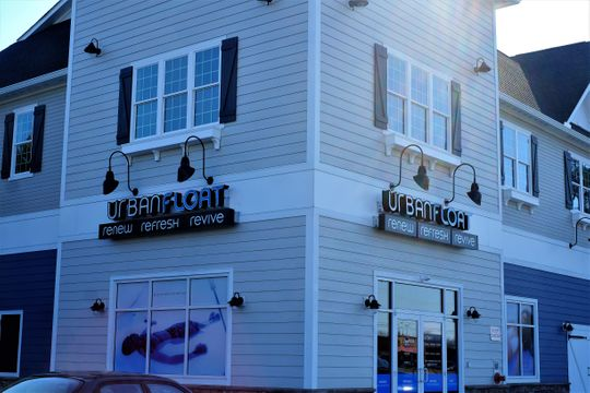Urban Float opened in Rehoboth Beach earlier this year and is the only flotation therapy spa in Sussex County.   (Photo: Staff photo by Taylor Goebel)