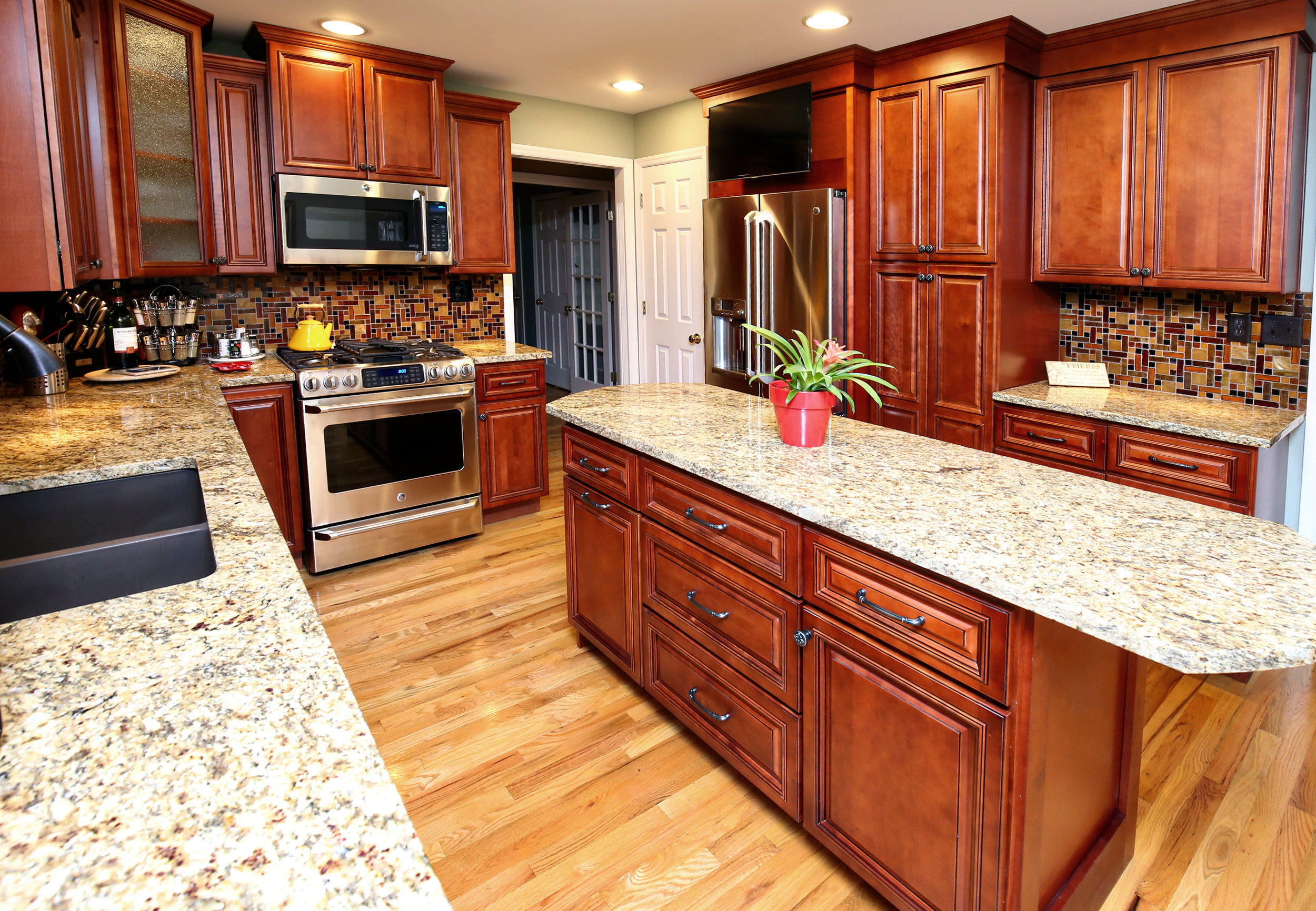 Kcd Cabinets J Amp S Kitchen And Bath Designs
