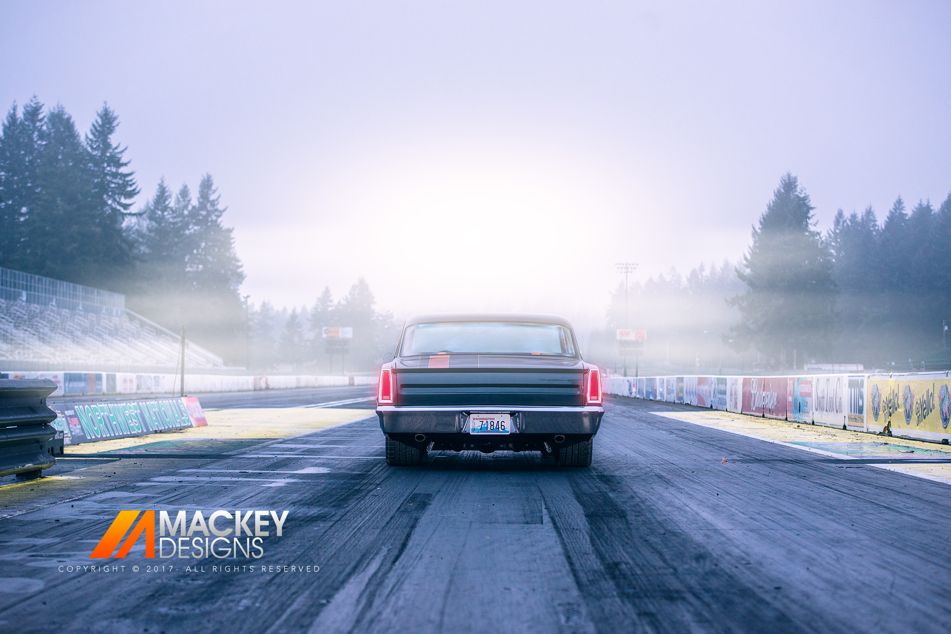 Automotive Photographer - Seattle - Josh Mackey - JRod Customs Chevy Nova Pro Touring