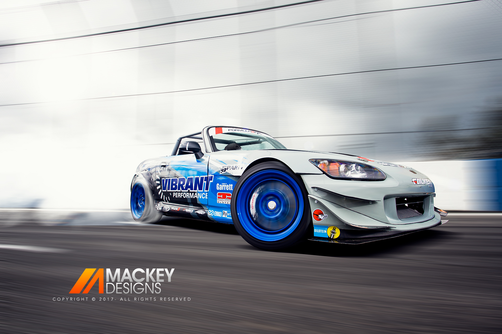 Automotive Photographer - Seattle - Josh Mackey - Formula DRIFT S2000