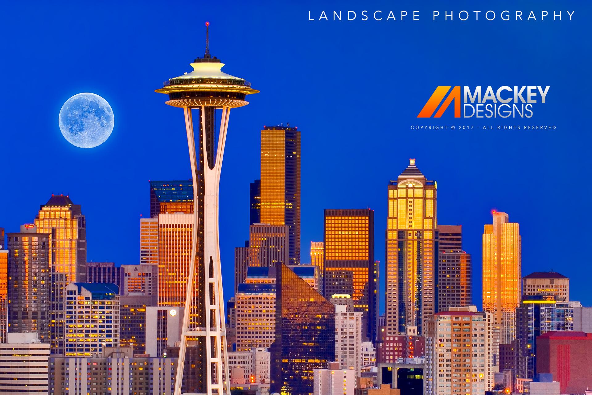 Photographer - Seattle - Josh Mackey - Landscape Cityscape