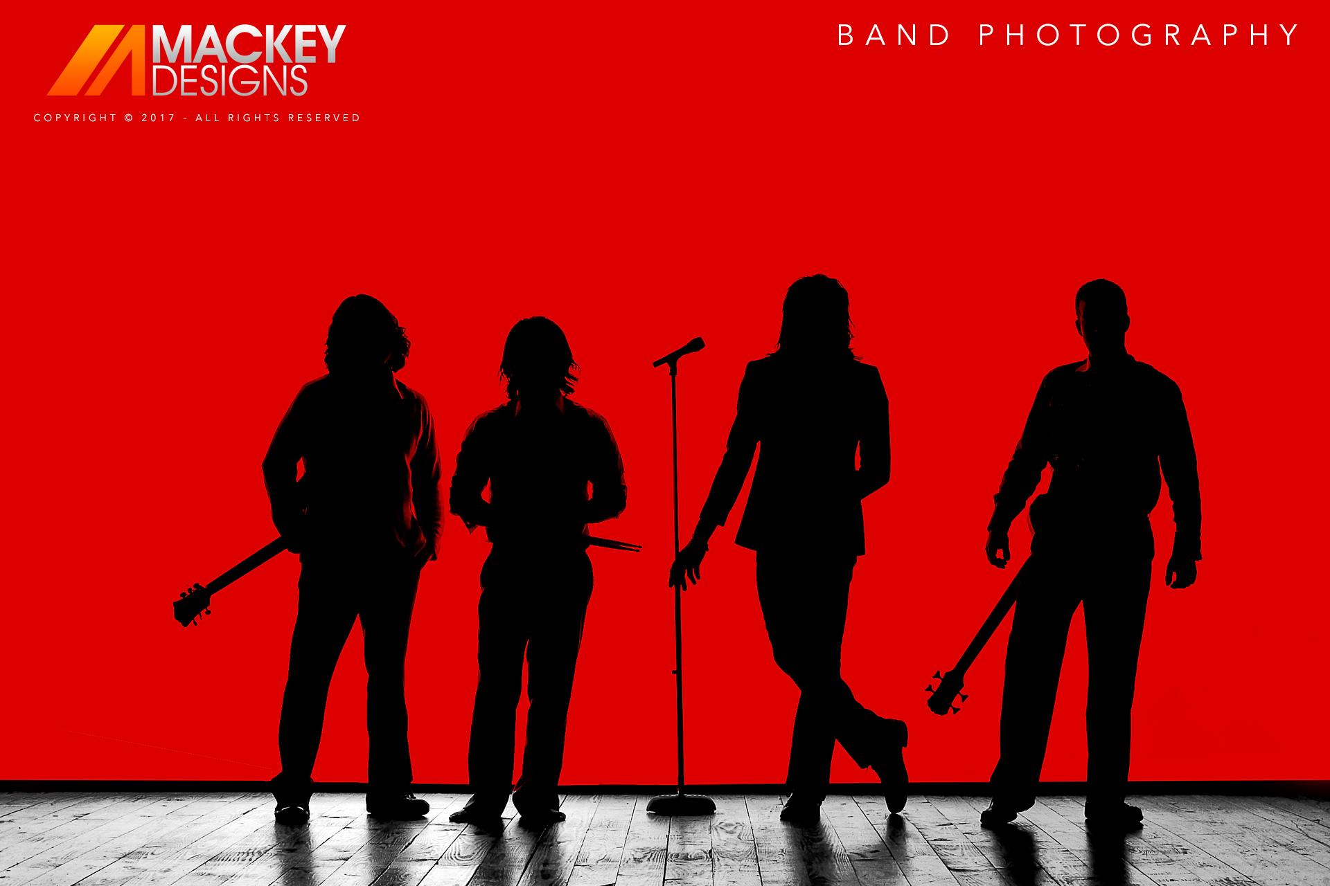 Photographer - Seattle - Josh Mackey - Band