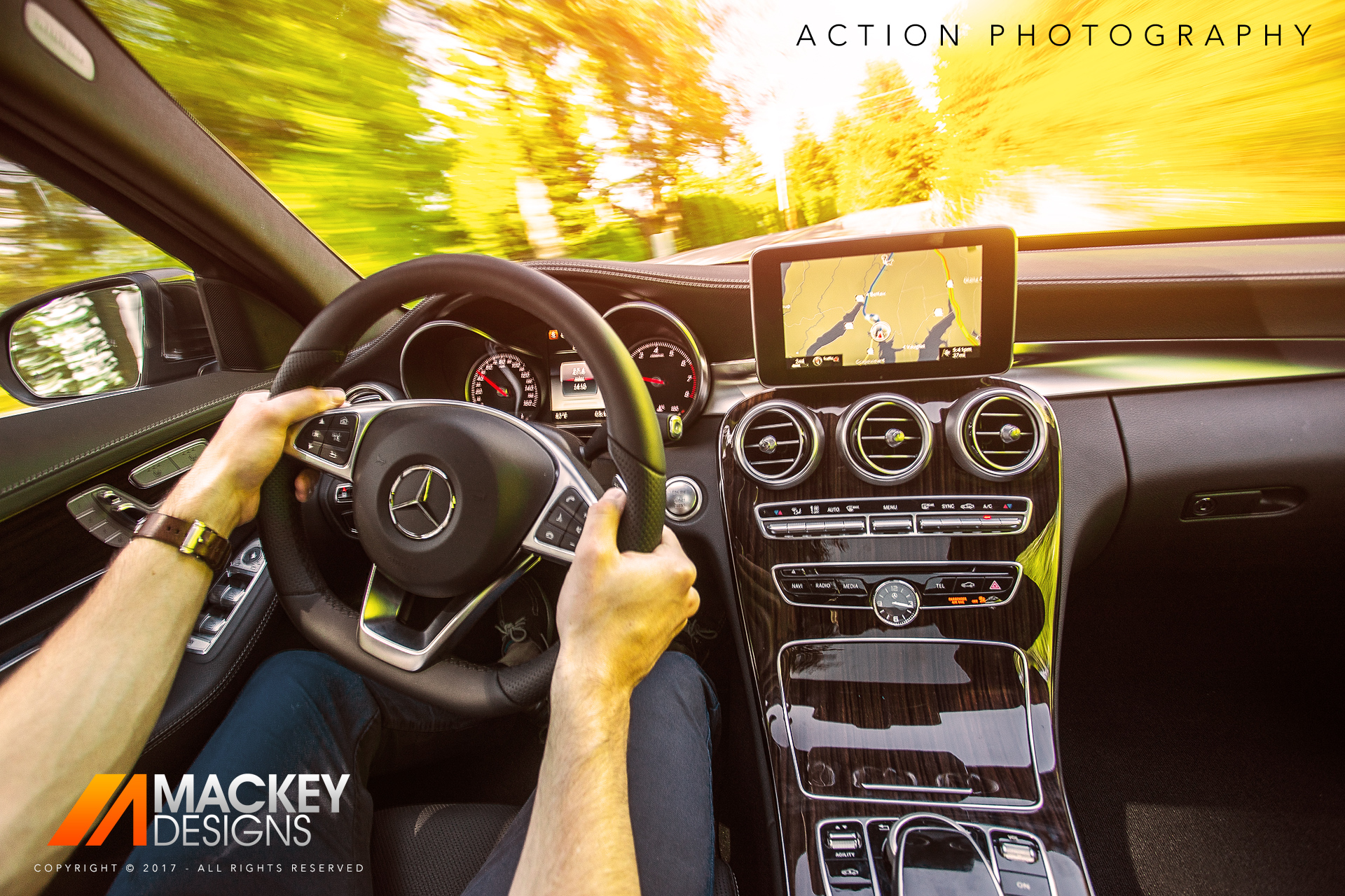 Photographer - Seattle - Josh Mackey - Mercedes Benz