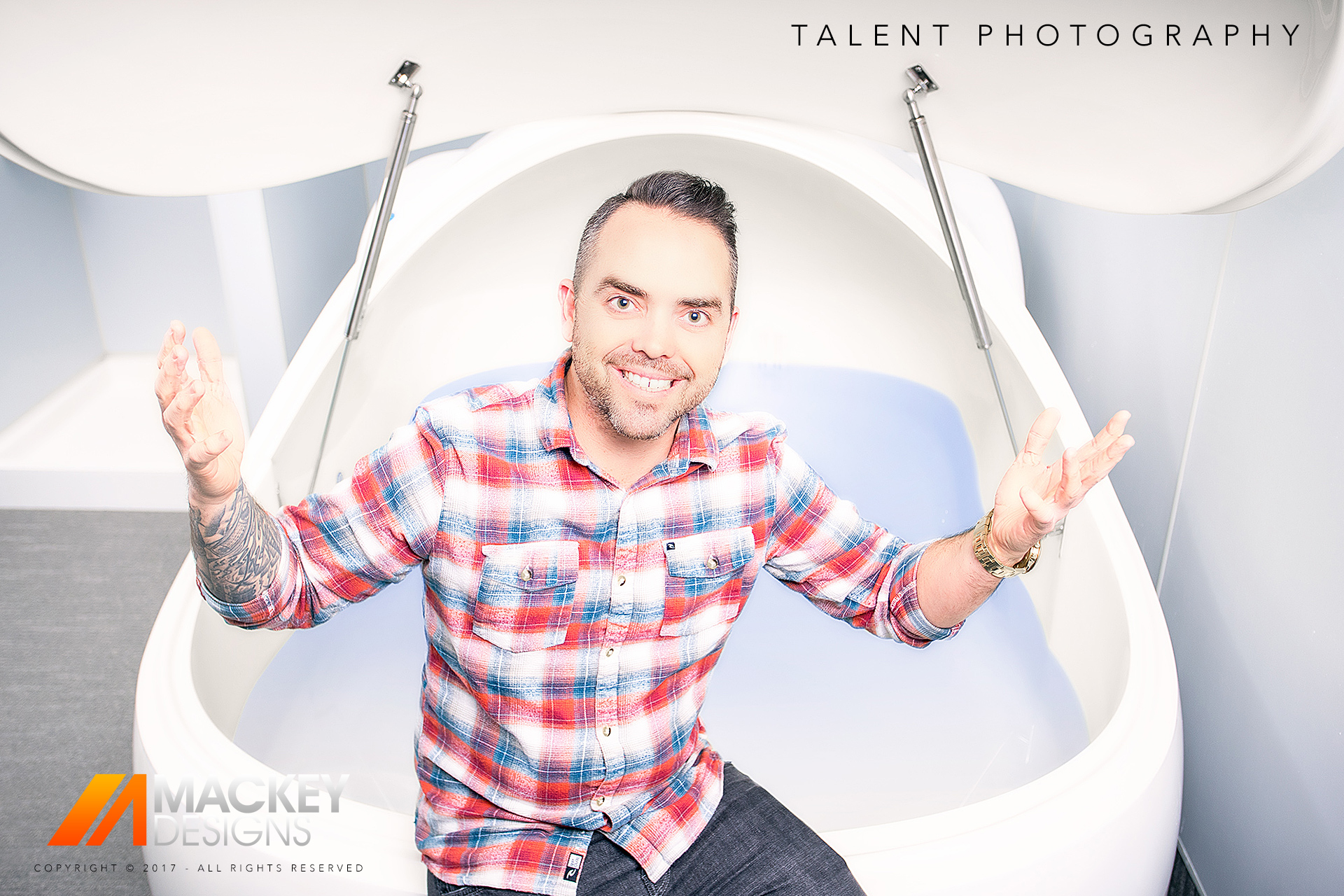 Photographer - Seattle - Josh Mackey - Talent Spa Service