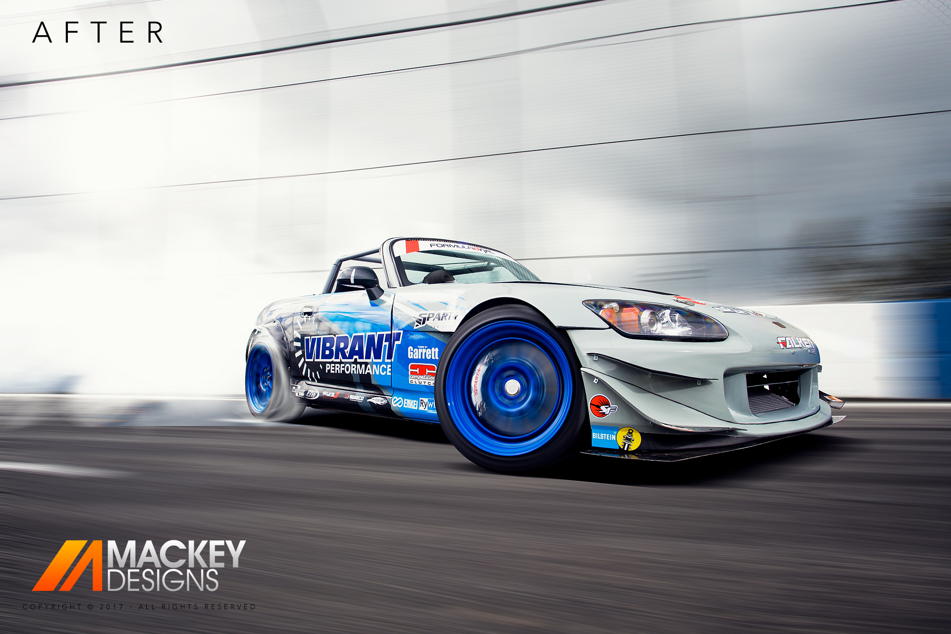 Automotive Photographer - Seattle - Josh Mackey - Formula DRIFT S2000 After