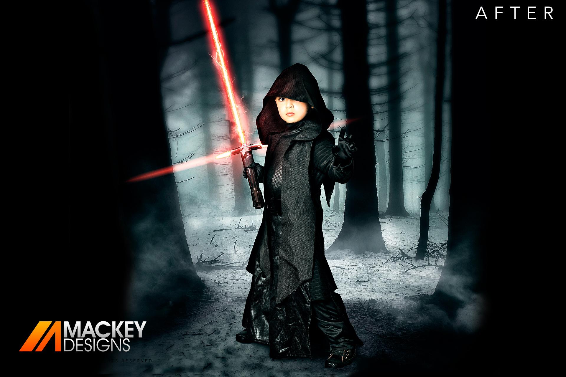 Photographer - Seattle - Josh Mackey - Star Wars Cosplay After