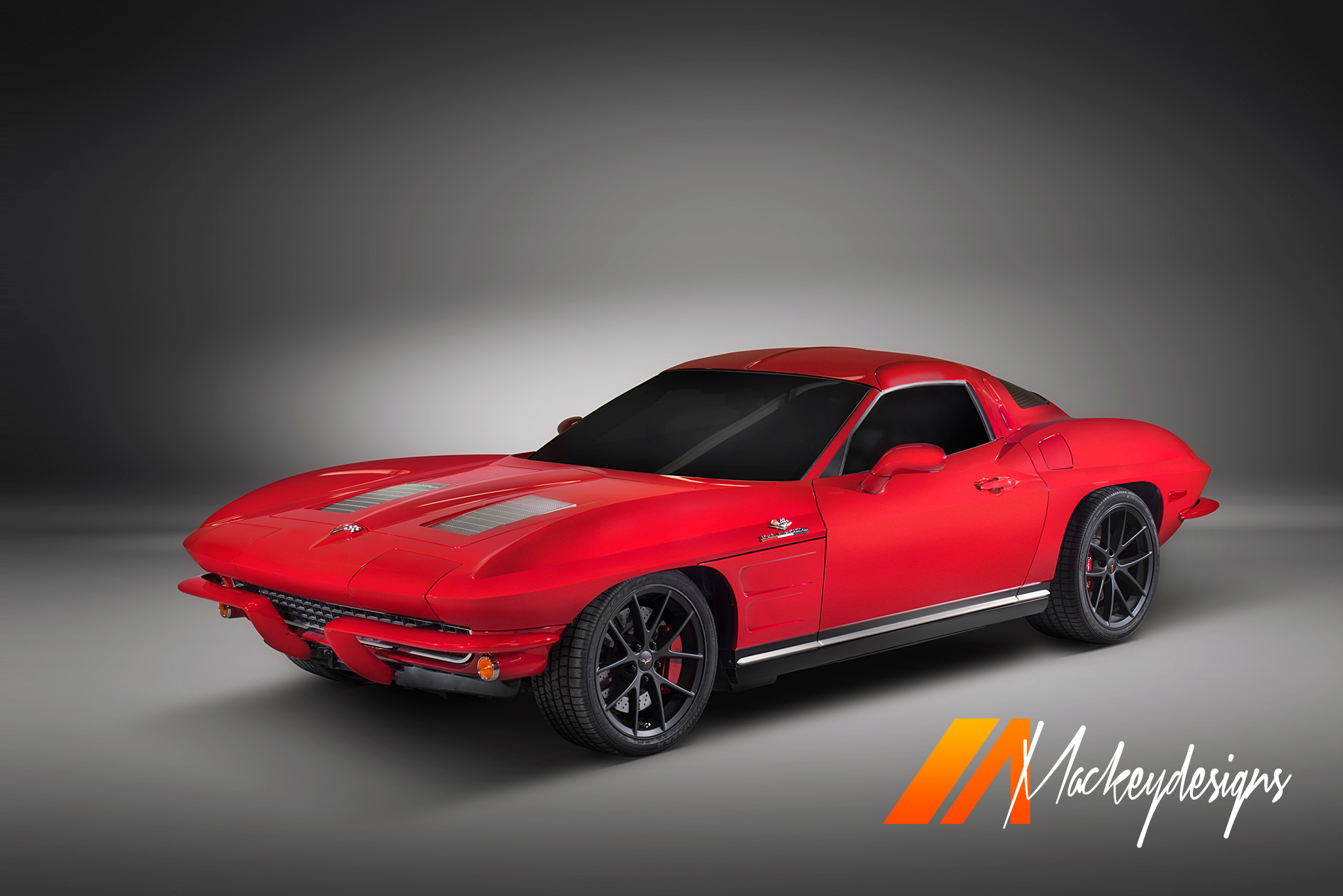Automotive Photographer - Seattle - Josh Mackey - Corvette