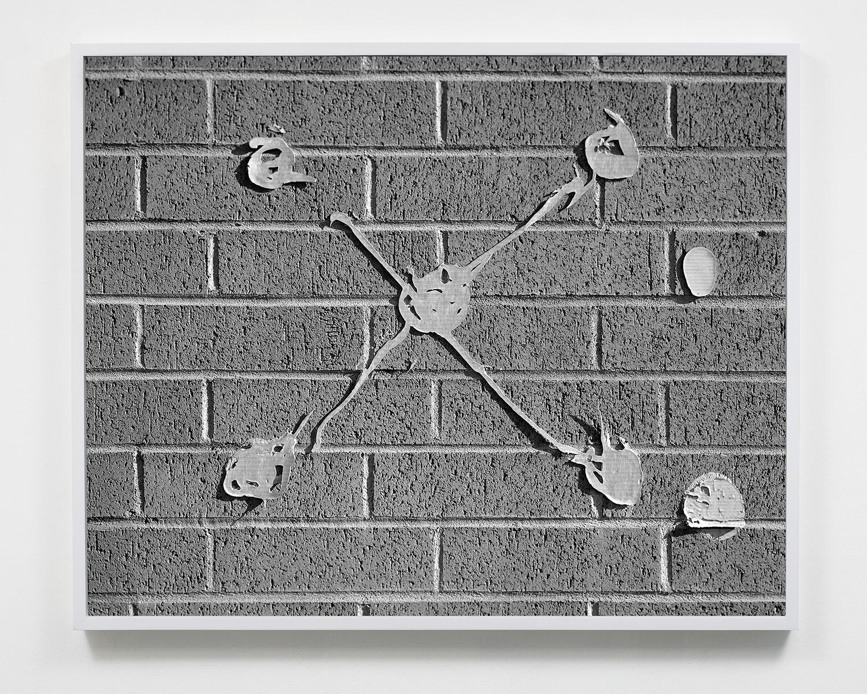 """X:"", 24x30, Archival Pigment print, 2015"