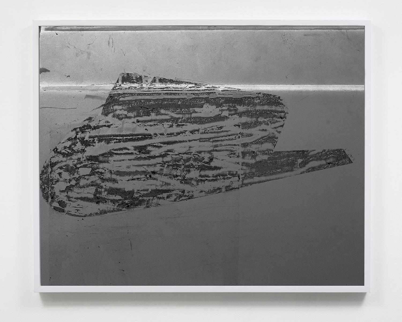 """Swoosh (Variation 1)"" , 40x50, Archival Pigment print, 2017"