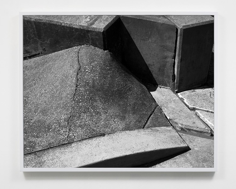 Separation , Gelatin silver print, 20 x 25, 2015