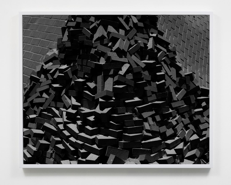 Decreation I, 15 7/8 x 19 7/8, Gelatin silver print, 2019