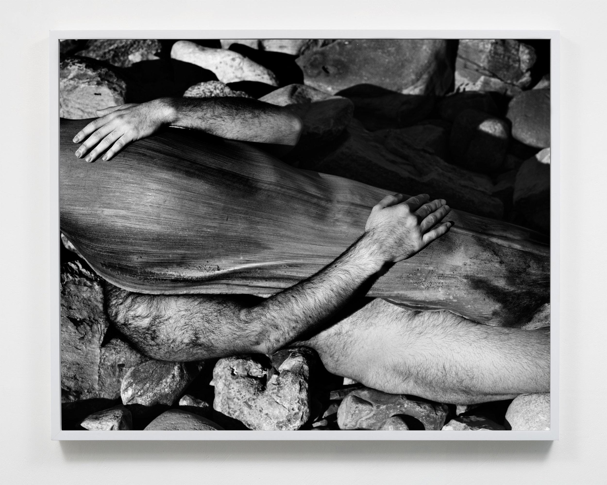 Untitled , Gelatin silver print, 2019