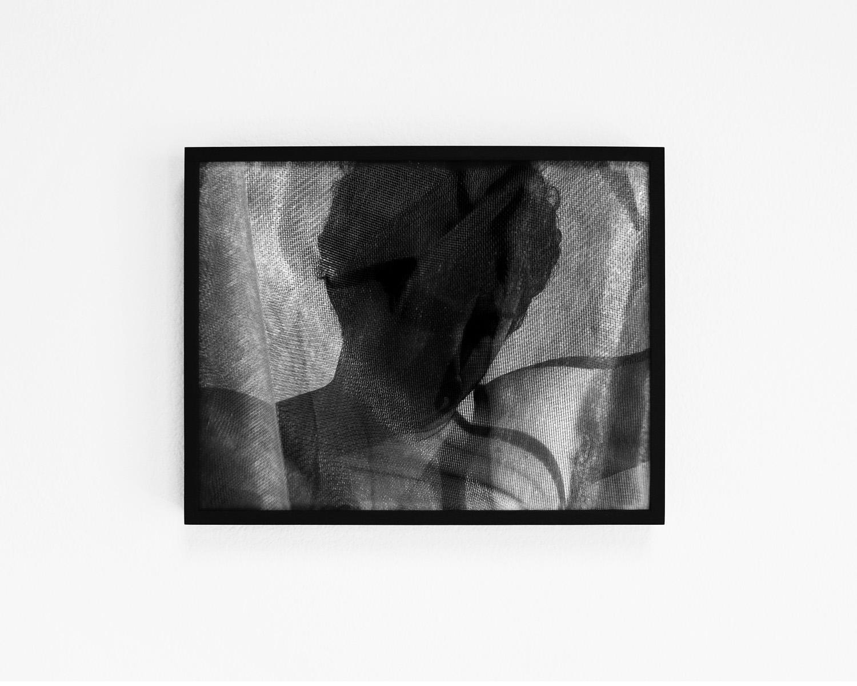 P,  11 x 14, Gelatin silver print, 2019