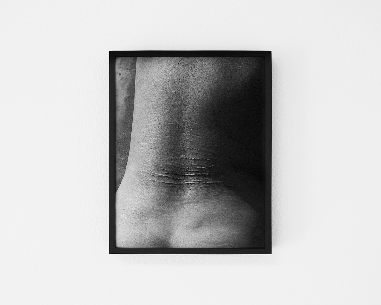 Back,  11 x 14, Gelatin silver print, 2019