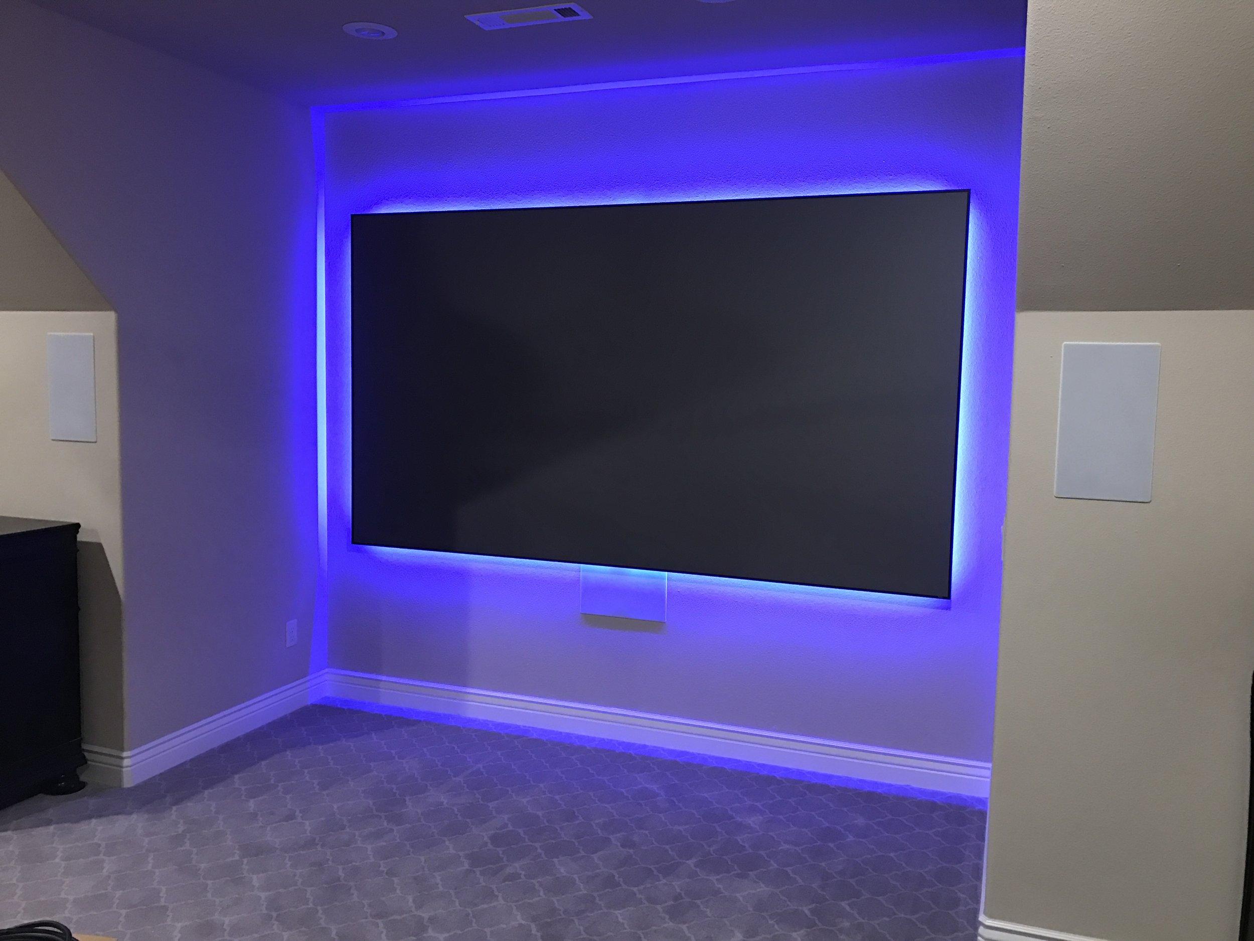 Sleek, clean design and installation. No wires, no mess, no problem