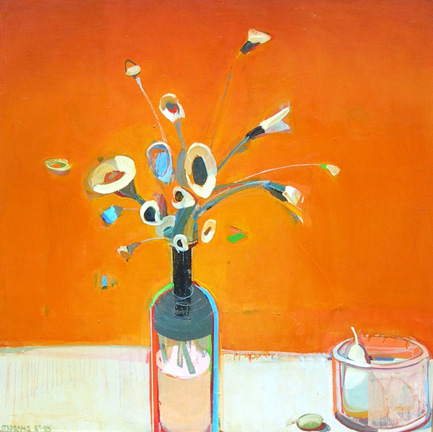 Raimonds Staprans lilies pear - sold