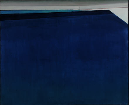 Raimonds Staprans blue - sold