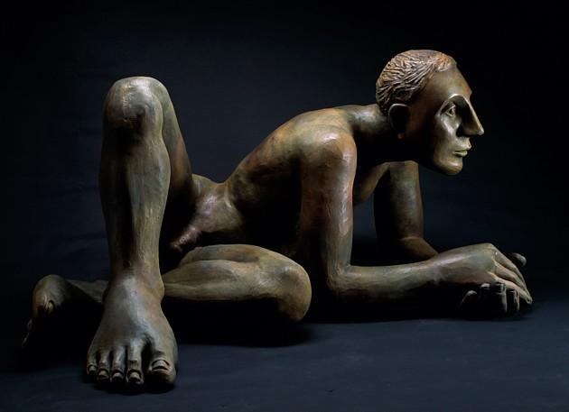 "Mavis McClure ""Nilo"" bronze"