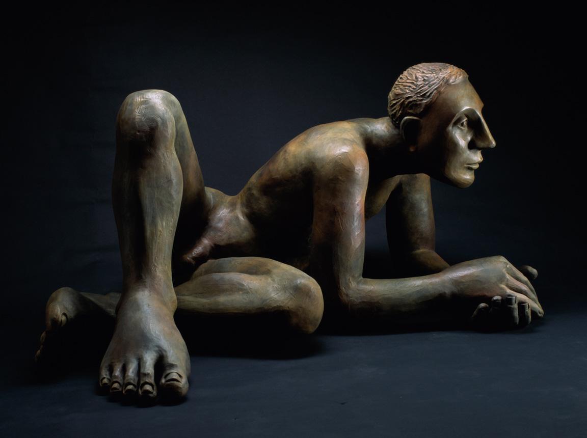 Mavis McClure - sculpture