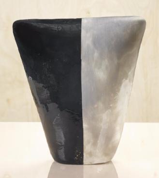 Jun Kaneko - ceramic Django - sold
