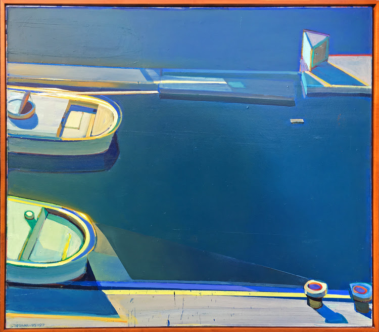 Raimonds Staprans sunshine boats both departing - available