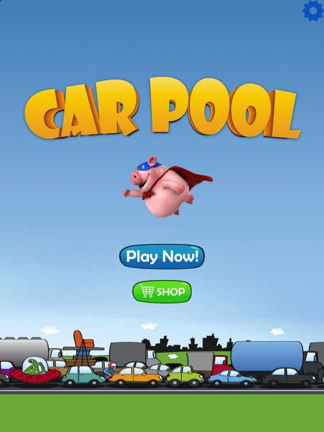 New game CarPool!