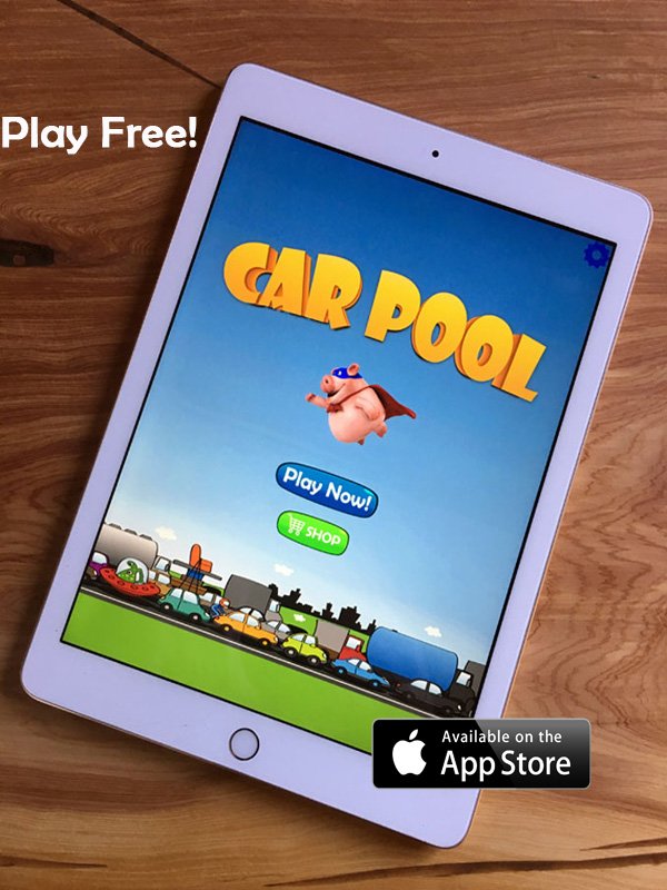 Play CarPool today!