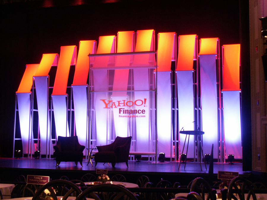 Yahoo! Finance Event