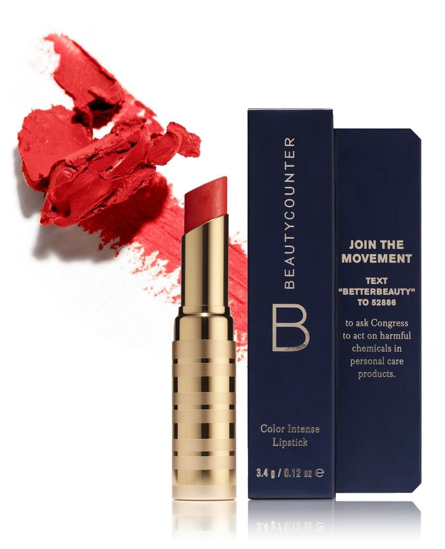 BeautyCounter Red Lipstick