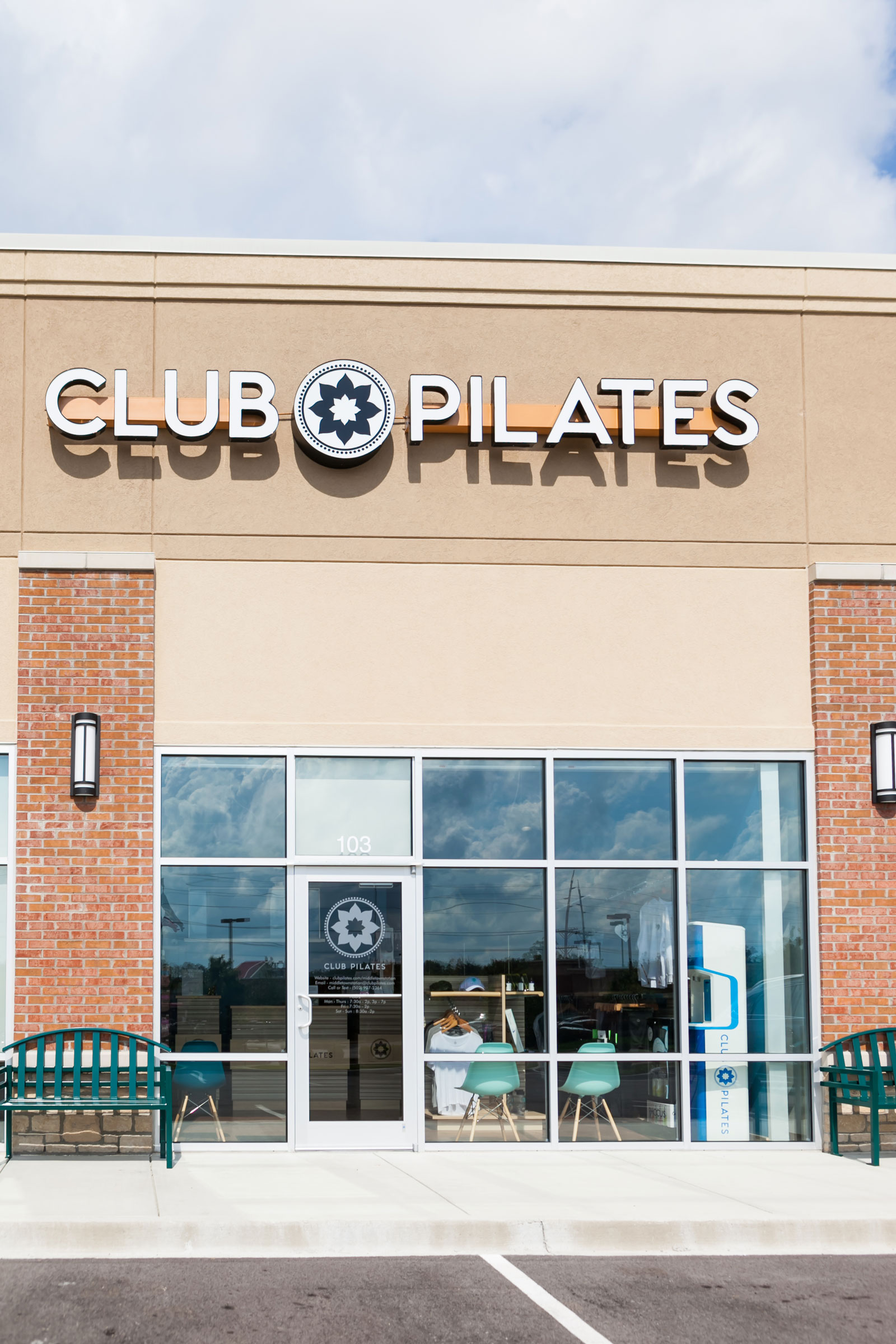 Club Pilates#Louisville, KY