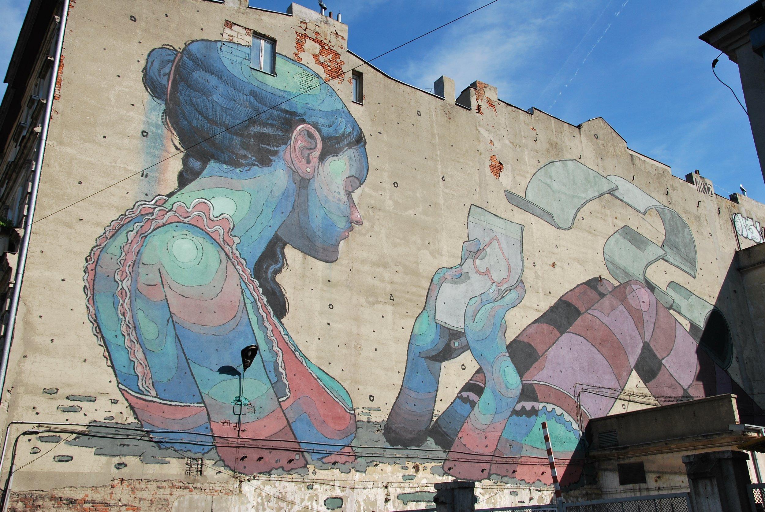 Mural_of_Aryz_(Spain)_Łódź_67_Pomorska_Street.jpg