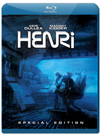 HENRi –Blu-Ray