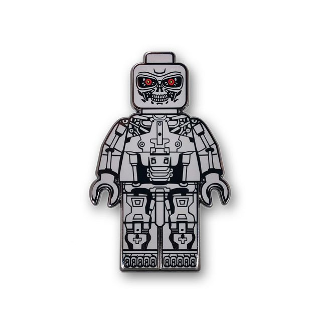 🚨CyberBrick Systems brings you the T-800 Endoskeleton. It can't be bargained with. It can't be reasoned with. It doesn't feel pity, or remorse, or fear. And it absolutely will not stop, ever. 🤖💀 Available now via the link in our bio!