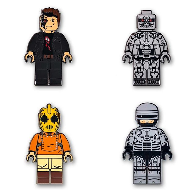 Which #Brickicons character is your favorite? Tell us & tag two friends in the comments, then private message us and we'll give you a coupon for $2 off your next pin purchase!