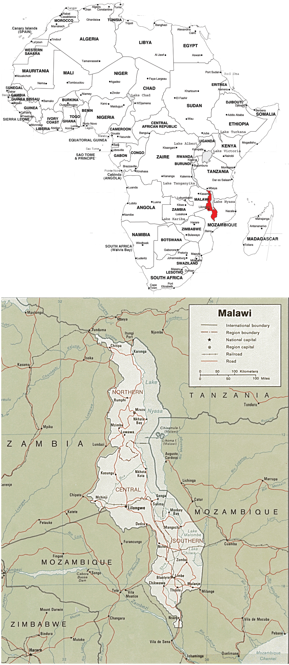 "• MALAWI,  a country slightly smaller than Pennsylvania, is located in East-Central, Sub-Saharan Africa. •  Population  is 15 million--one of the continent's most densely populated countries •  75% rural, 25% urban --half the population is under 18 years of age. •  75% live in extreme poverty  ($1.25 per day) • 65% are unable to meet their basic needs •  Vast majority are subsistence farmers  (""if they don't grow it; they don't have it."") • Only  36% have access to safe water  • Only  8% have access to electricity  •  Estimated HIV infection rate  among adults (age 15-49) is 10.6%  Click here for a detailed   Malawi Country Profile"