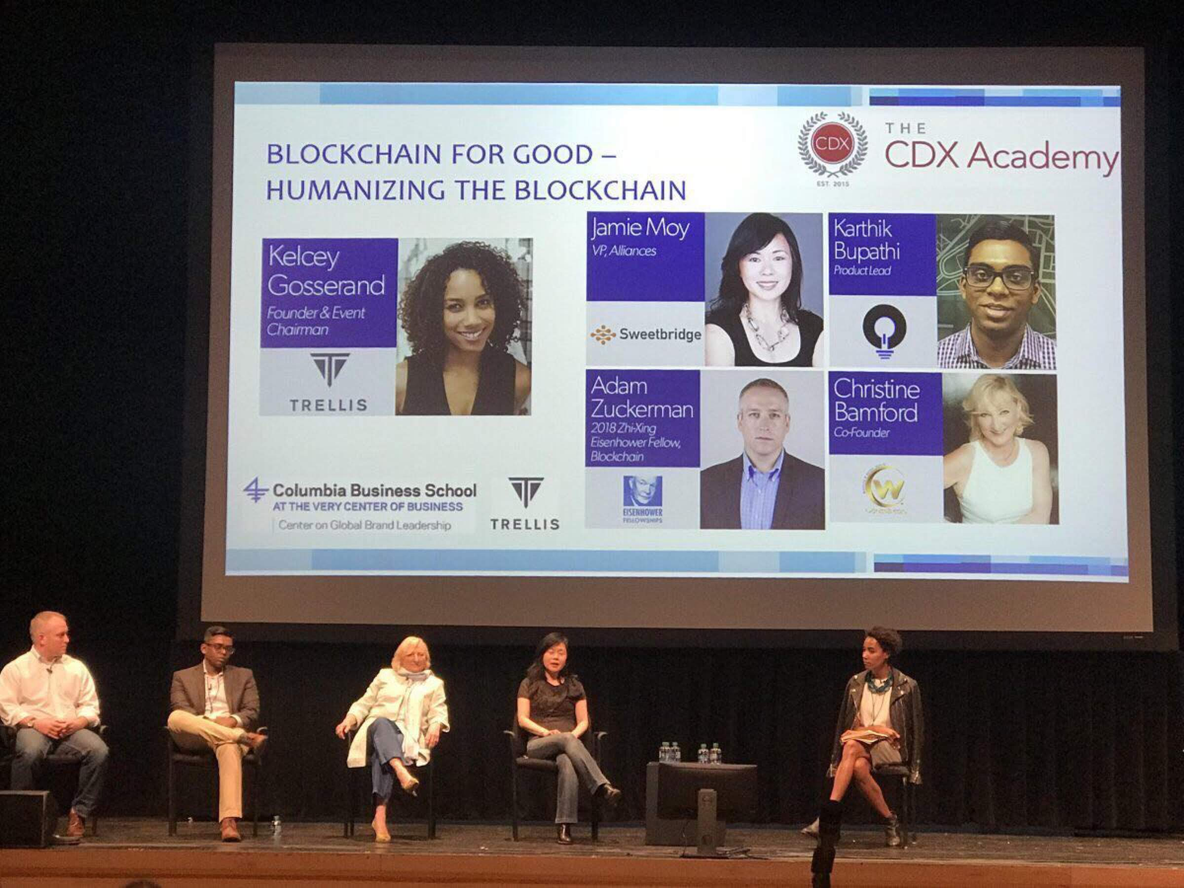 Blockchain for Good – Humanizing the Blockchain