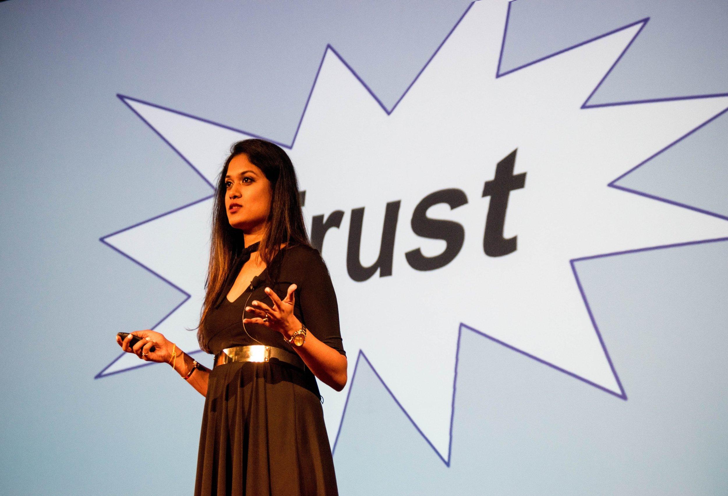 TEDx Fordham– Living in a Trustless Society