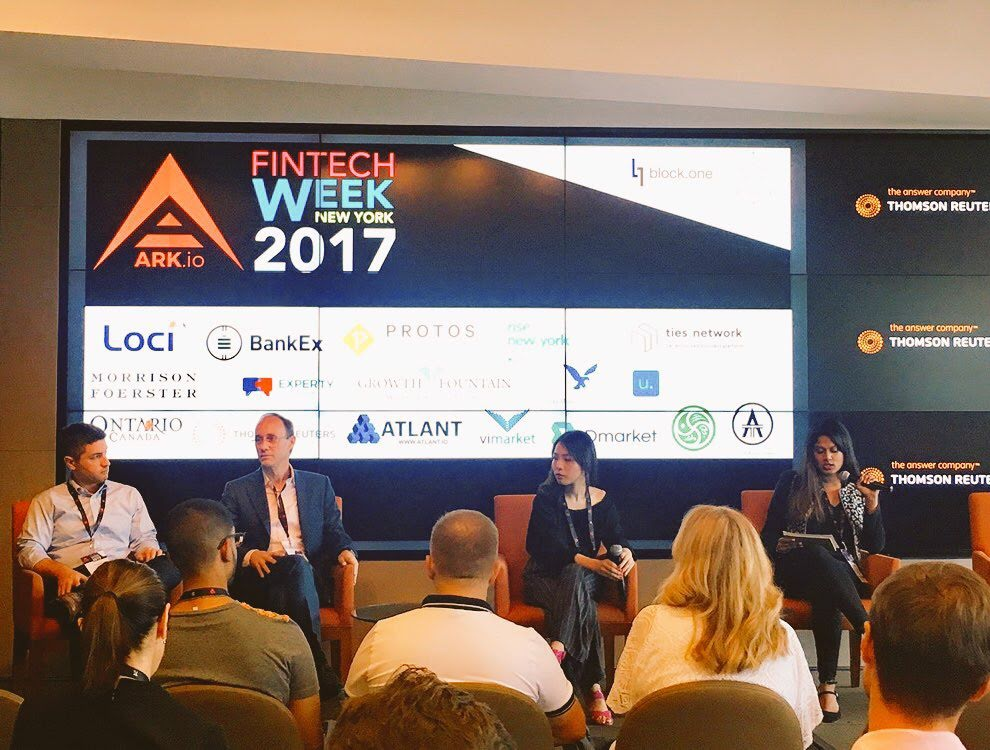 FinTech Week 2017