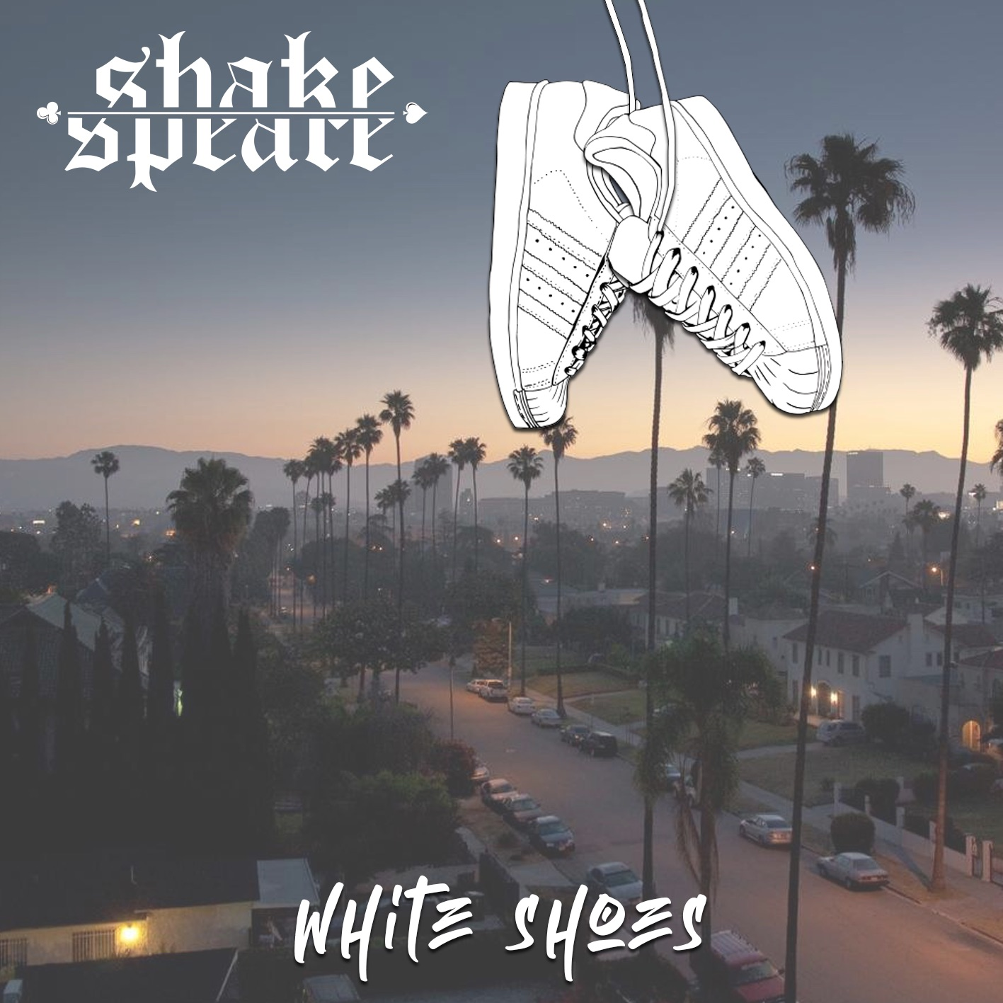 Single Release Date - May 8th, 2019, Shakespeare will release the first single, 'White Shoes', from their debut album (TBA).