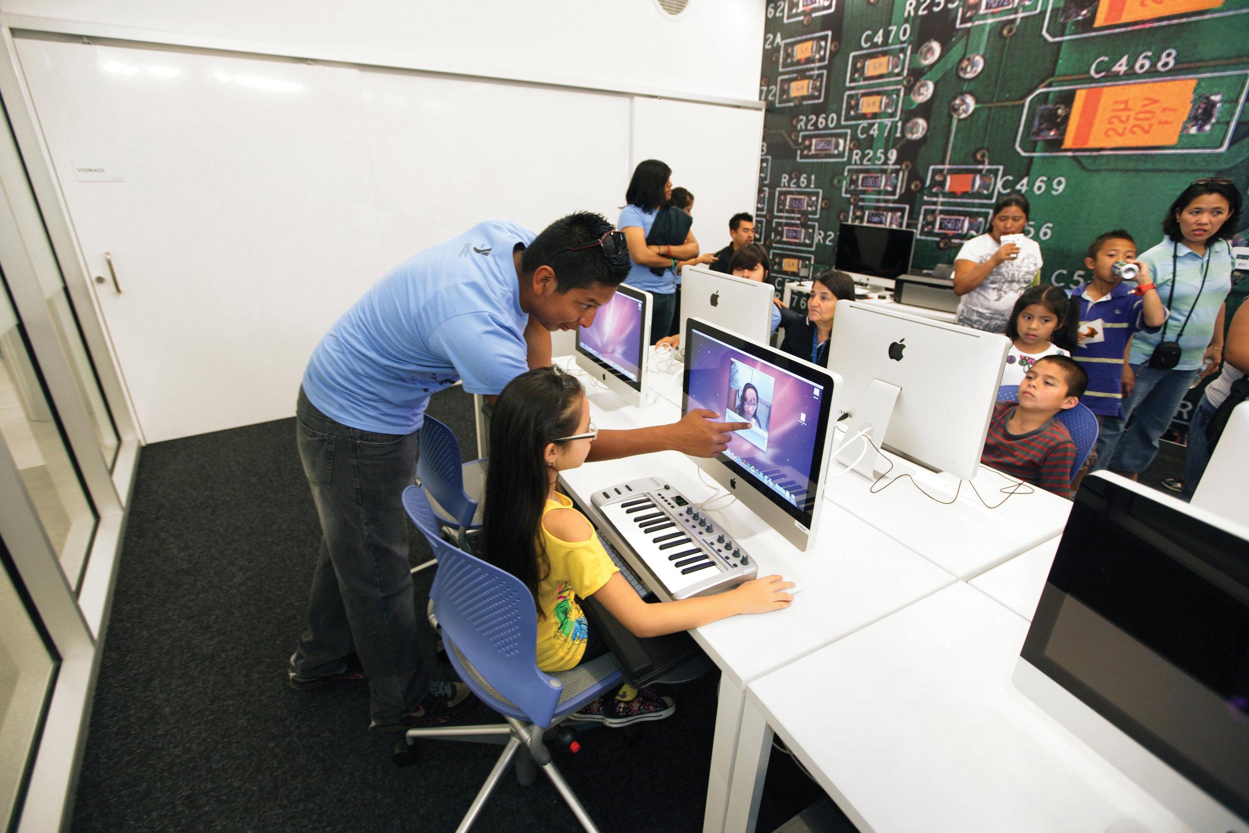 Otis Booth Campus - Computer Lab - CII.jpg