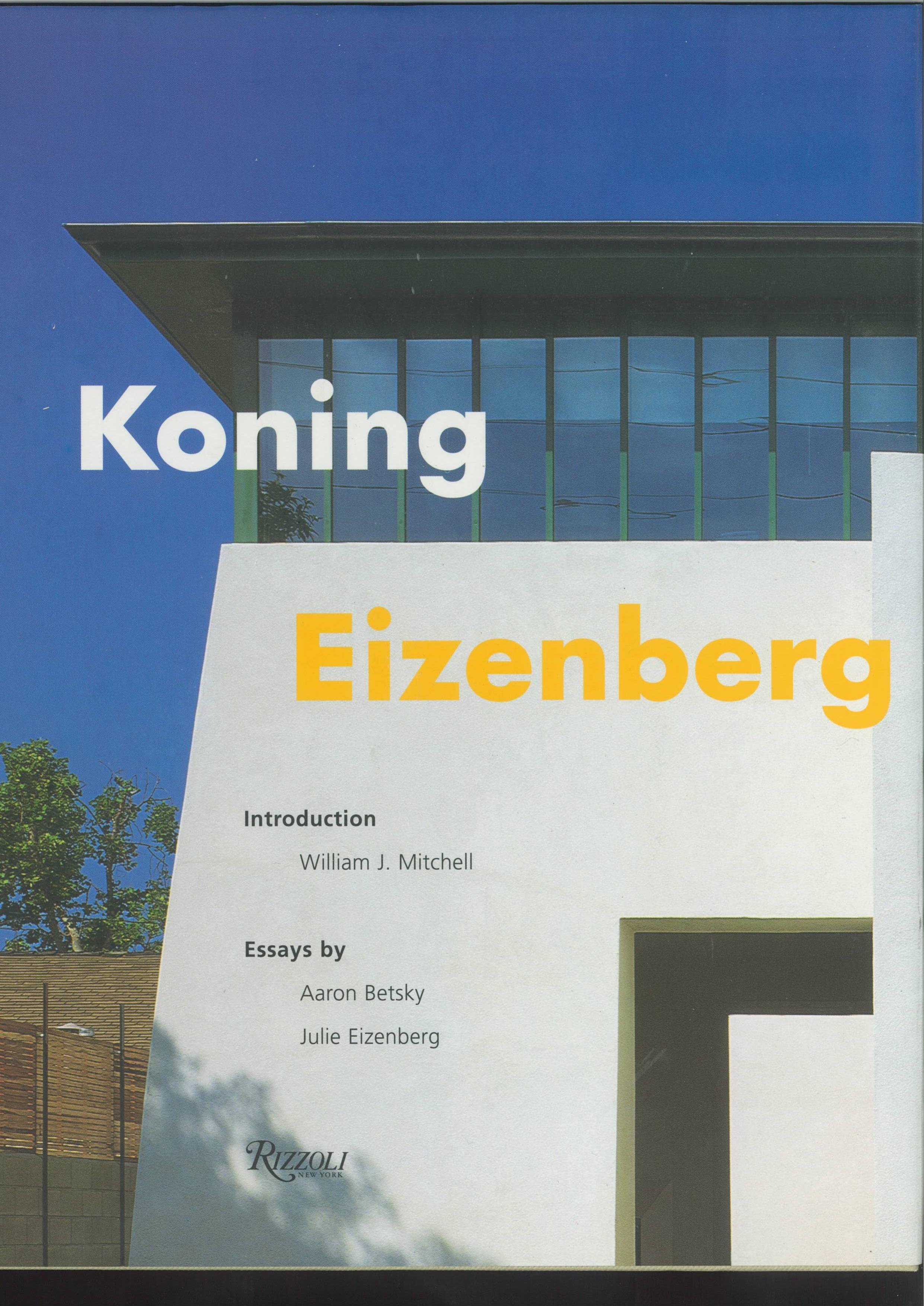 Koning Eizenberg, 1996