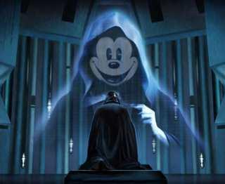 Disney's Empire is endless.