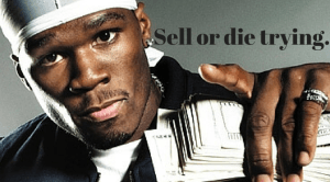 Take some advice from my boy 50 Cent